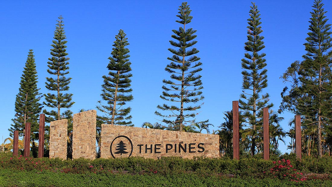 subdivision & development - the pines