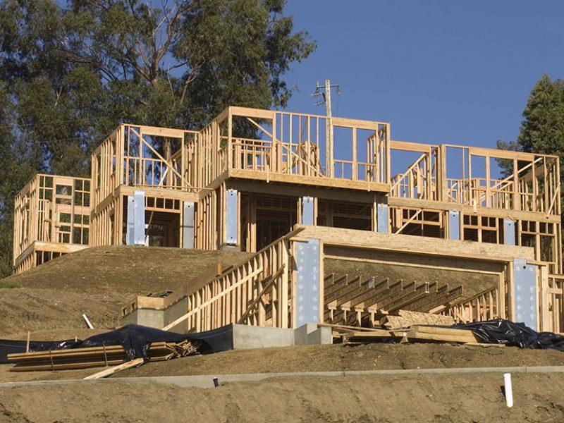 building & house setouts